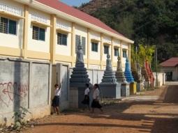 Kambocya'da ilkokul